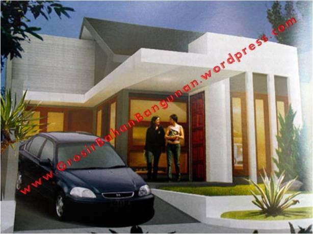 bahan bangunan rumah minimalis